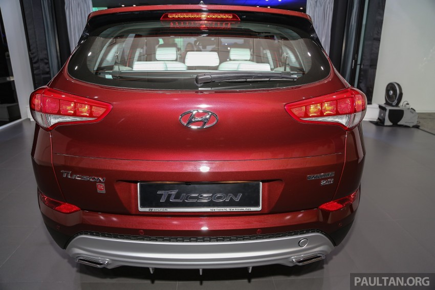 2016 Hyundai Tucson launched in Malaysia – 2.0L, Elegance and Executive trims, from RM126k Image #406908