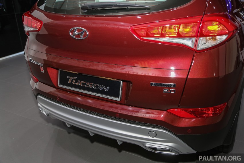 2016 Hyundai Tucson launched in Malaysia – 2.0L, Elegance and Executive trims, from RM126k Image #406910