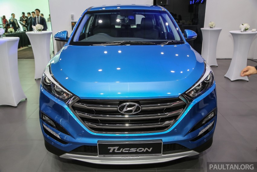 2016 Hyundai Tucson launched in Malaysia – 2.0L, Elegance and Executive trims, from RM126k Image #406920