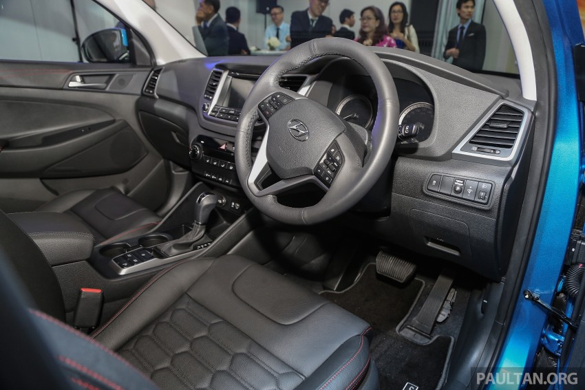 2016 Hyundai Tucson launched in Malaysia – 2.0L, Elegance and Executive trims, from RM126k Image #406924