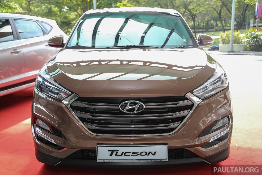 2016 Hyundai Tucson launched in Malaysia – 2.0L, Elegance and Executive trims, from RM126k Image #406933