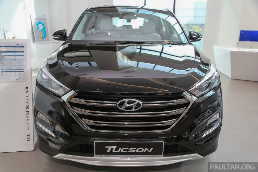 2016 Hyundai Tucson launched in Malaysia – 2.0L, Elegance and Executive trims, from RM126k Image #406935