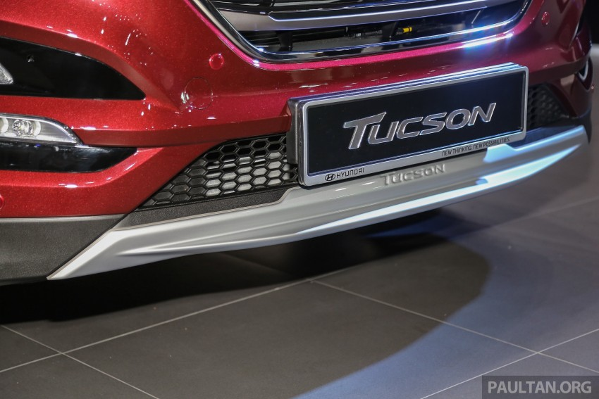 2016 Hyundai Tucson launched in Malaysia – 2.0L, Elegance and Executive trims, from RM126k Image #406857