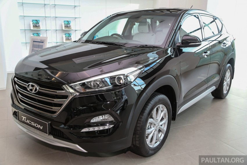 2016 Hyundai Tucson launched in Malaysia – 2.0L, Elegance and Executive trims, from RM126k Image #406936