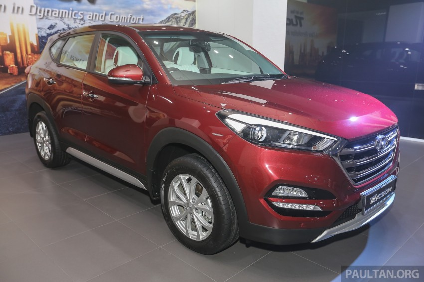 2016 Hyundai Tucson launched in Malaysia – 2.0L, Elegance and Executive trims, from RM126k Image #406735