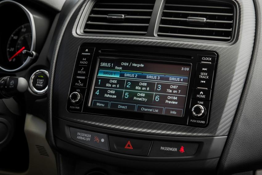 LA 2015: Mitsubishi ASX facelifted for the US market Image #409635