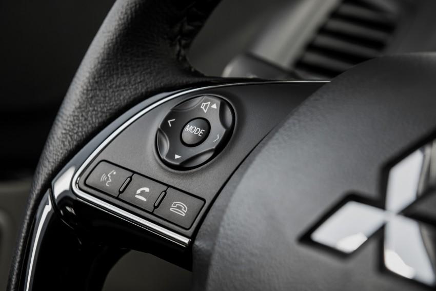 LA 2015: Mitsubishi ASX facelifted for the US market Image #409652