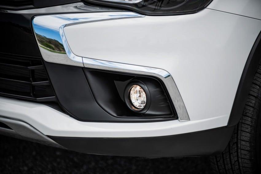 LA 2015: Mitsubishi ASX facelifted for the US market Image #409675