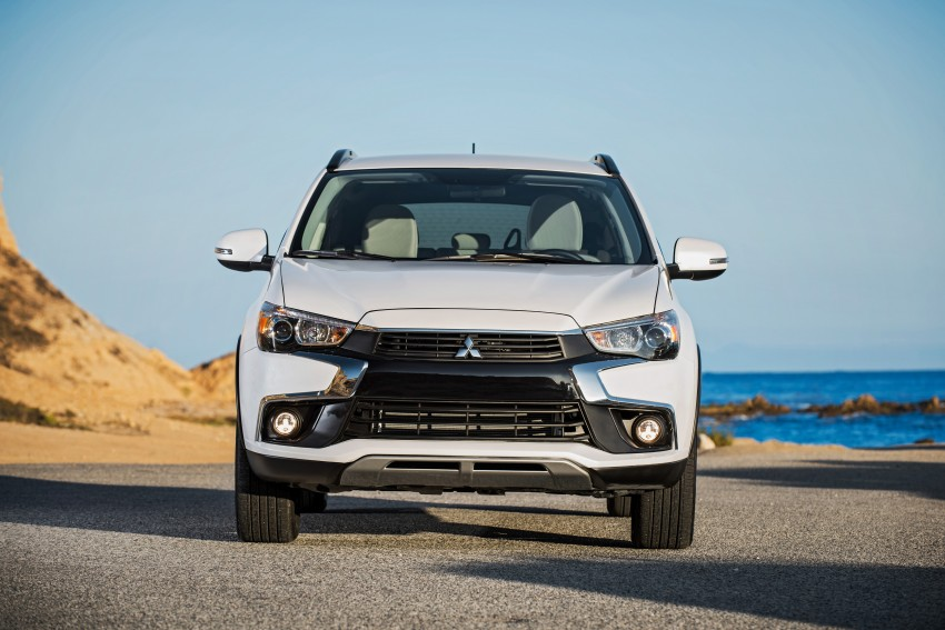 LA 2015: Mitsubishi ASX facelifted for the US market Image #409694