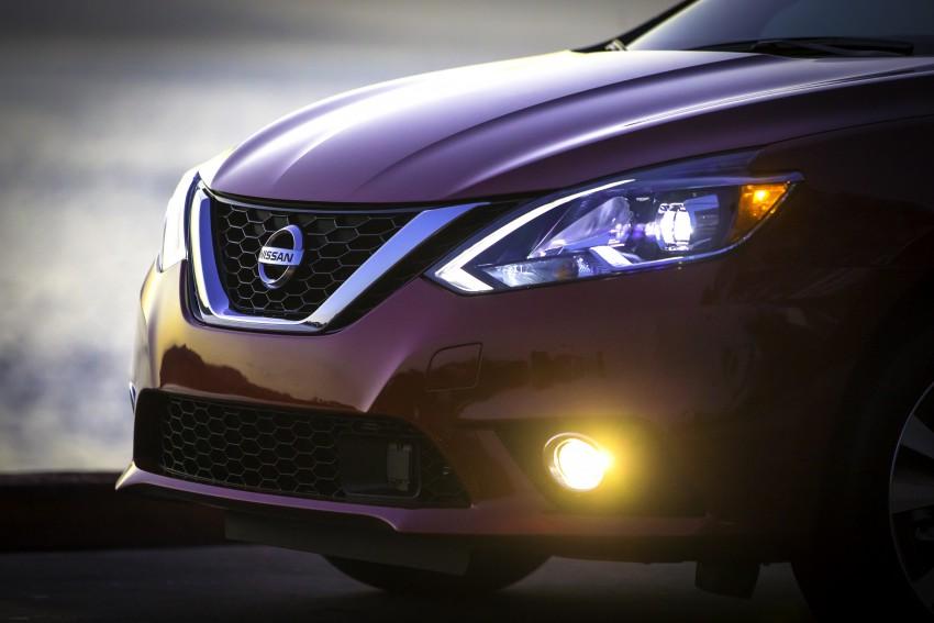 LA 2015: 2016 Nissan Sentra – Sylphy V-motion facelift Image #409615