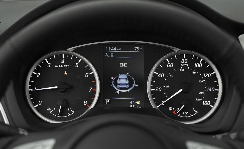 LA 2015: 2016 Nissan Sentra – Sylphy V-motion facelift Image #409658
