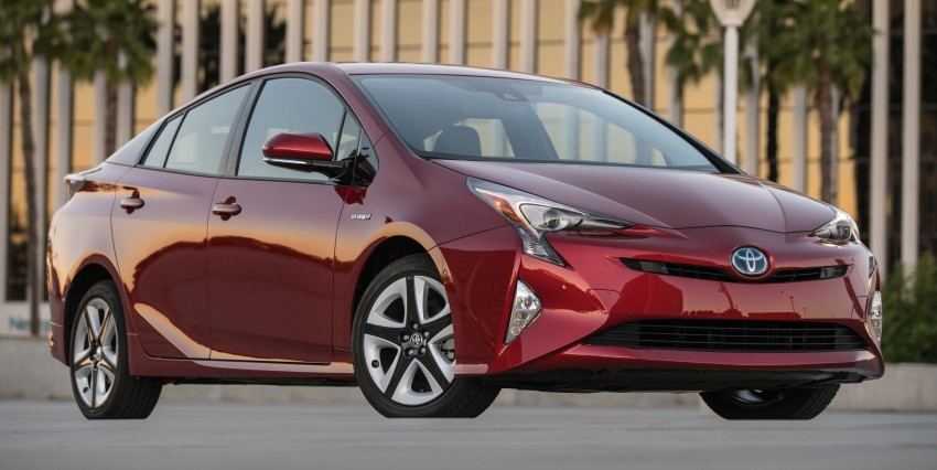 MEGA GALLERY: 2016 Toyota Prius debuts in the US Image #410212
