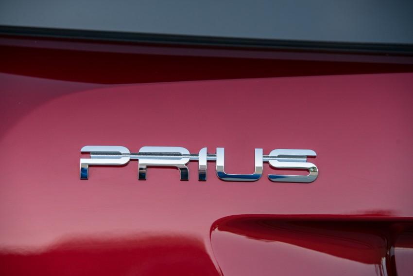 MEGA GALLERY: 2016 Toyota Prius debuts in the US Image #410207