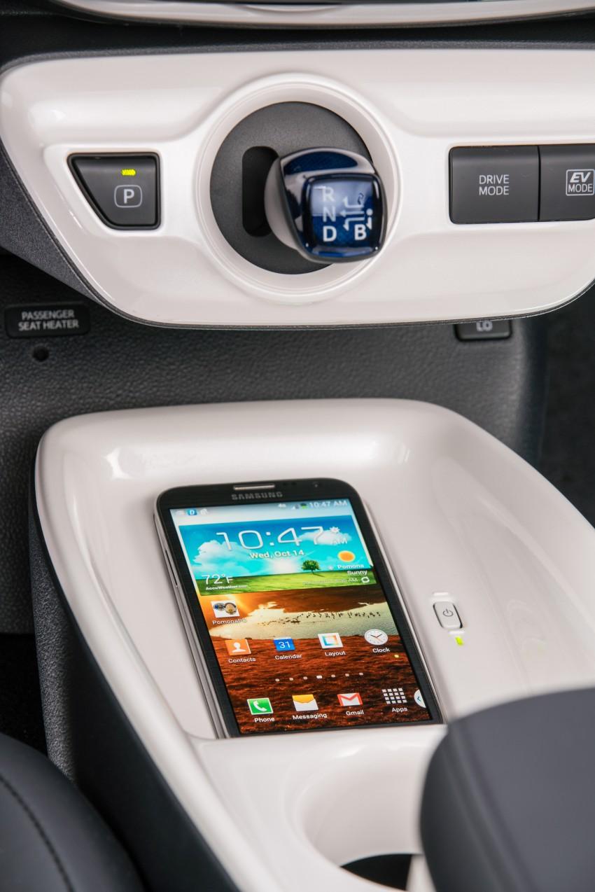 MEGA GALLERY: 2016 Toyota Prius debuts in the US Image #410197