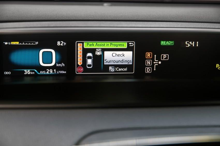 MEGA GALLERY: 2016 Toyota Prius debuts in the US Image #410190