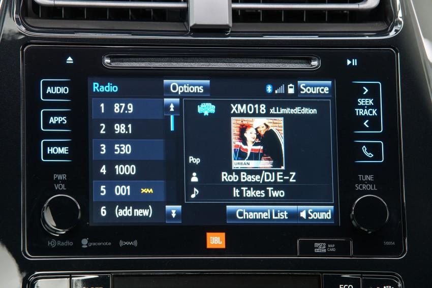MEGA GALLERY: 2016 Toyota Prius debuts in the US Image #410186