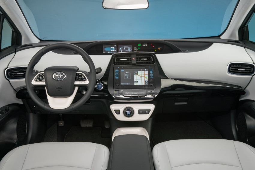 MEGA GALLERY: 2016 Toyota Prius debuts in the US Image #410171