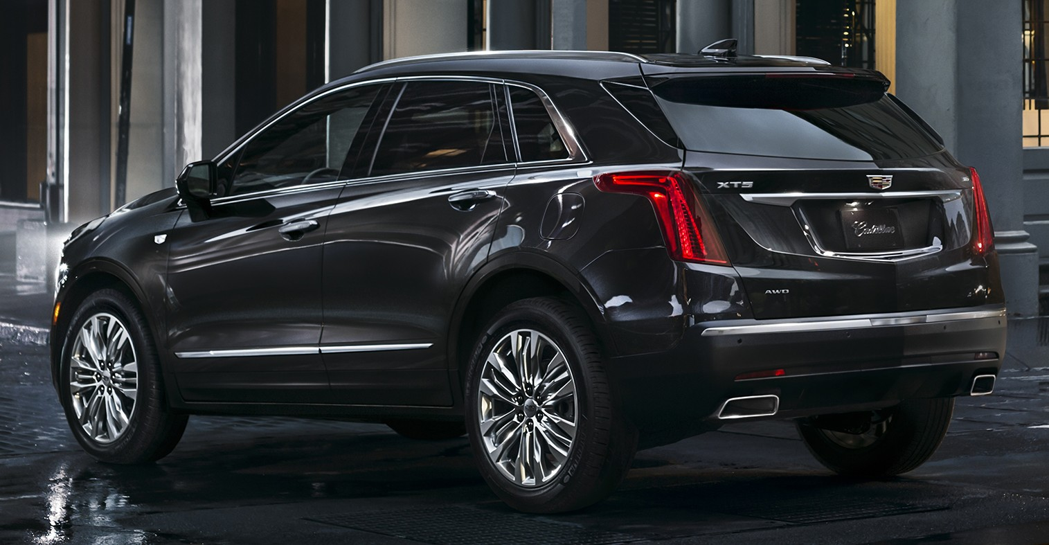 LA 2015: Cadillac XT5 officially revealed prior to debut ...