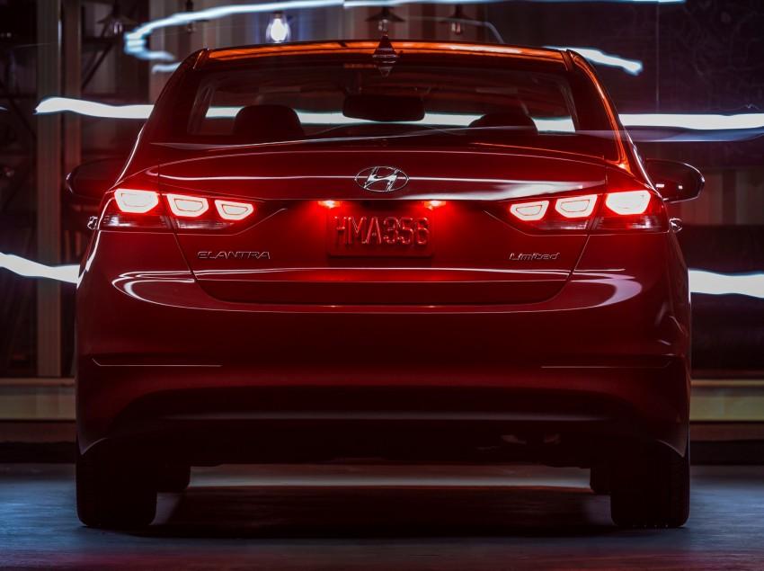 2017 Hyundai Elantra gets new 1.4 turbo, 7-speed DCT Image #409512