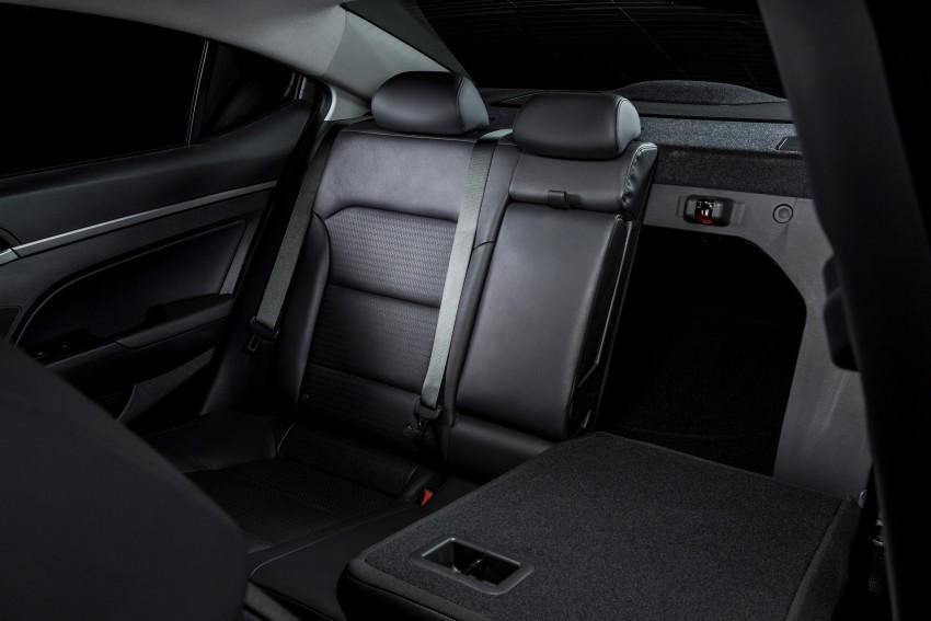 2017 Hyundai Elantra gets new 1.4 turbo, 7-speed DCT Image #409513