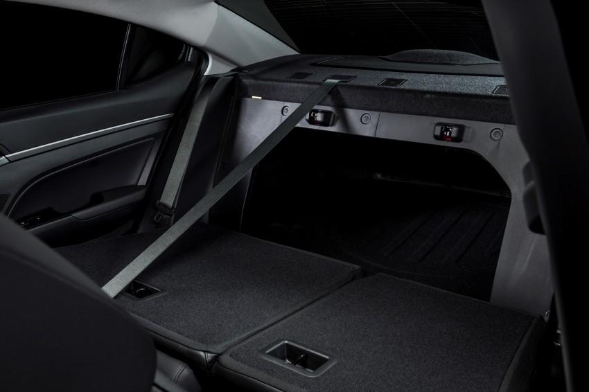 2017 Hyundai Elantra gets new 1.4 turbo, 7-speed DCT Image #409514