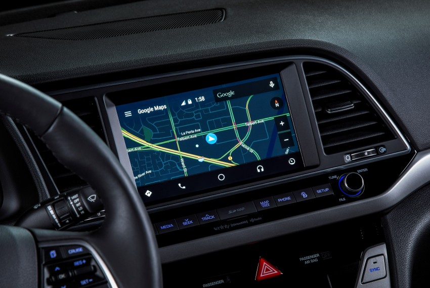 2017 Hyundai Elantra gets new 1.4 turbo, 7-speed DCT Image #409518