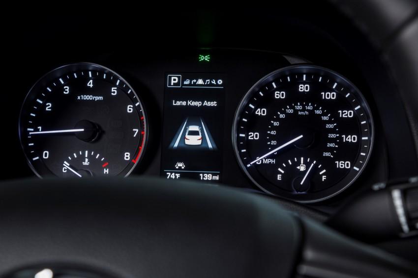 2017 Hyundai Elantra gets new 1.4 turbo, 7-speed DCT Image #409523