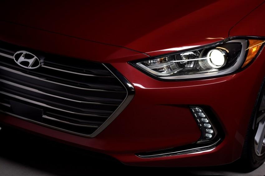 2017 Hyundai Elantra gets new 1.4 turbo, 7-speed DCT Image #409539