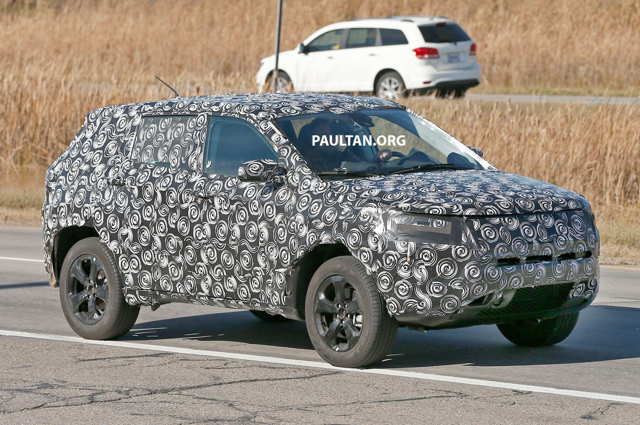 Back to Story: SPIED: 2017 Jeep CUV – replaces Compass and Patriot