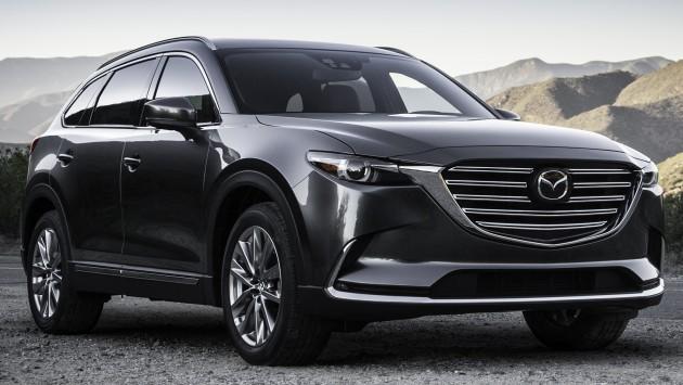 Mazda Cx Seat Suv Skyactiv Turbo