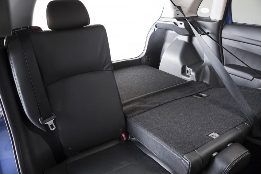LA 2015: Mitsubishi ASX facelifted for the US market Image #409725