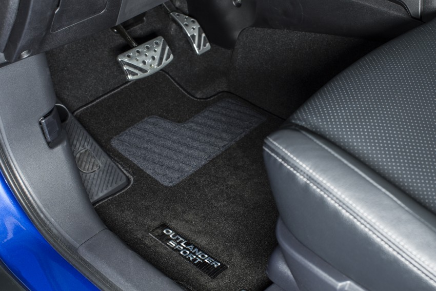 LA 2015: Mitsubishi ASX facelifted for the US market Image #409717