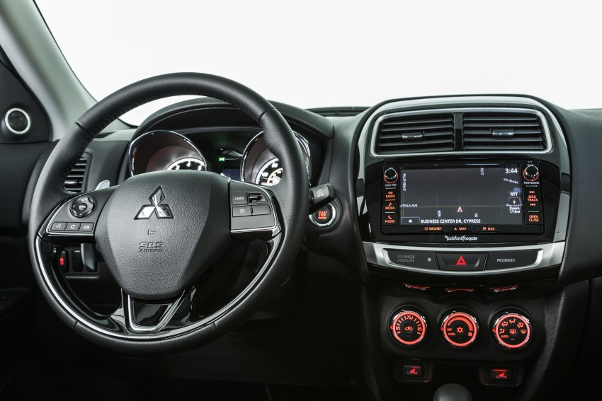 LA 2015: Mitsubishi ASX facelifted for the US market Image #409718