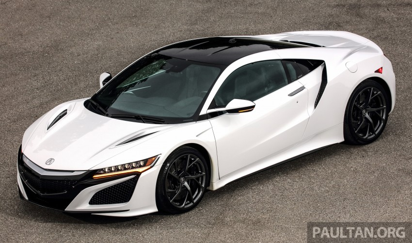 DRIVEN: 2017 Honda NSX – everyday greatness, again Image #406248