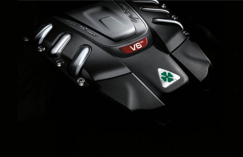 2017 Alfa Romeo Giulia Quadrifoglio fully detailed, 505 hp/600 Nm sedan set to make US debut in Q2 2016 Image #409137