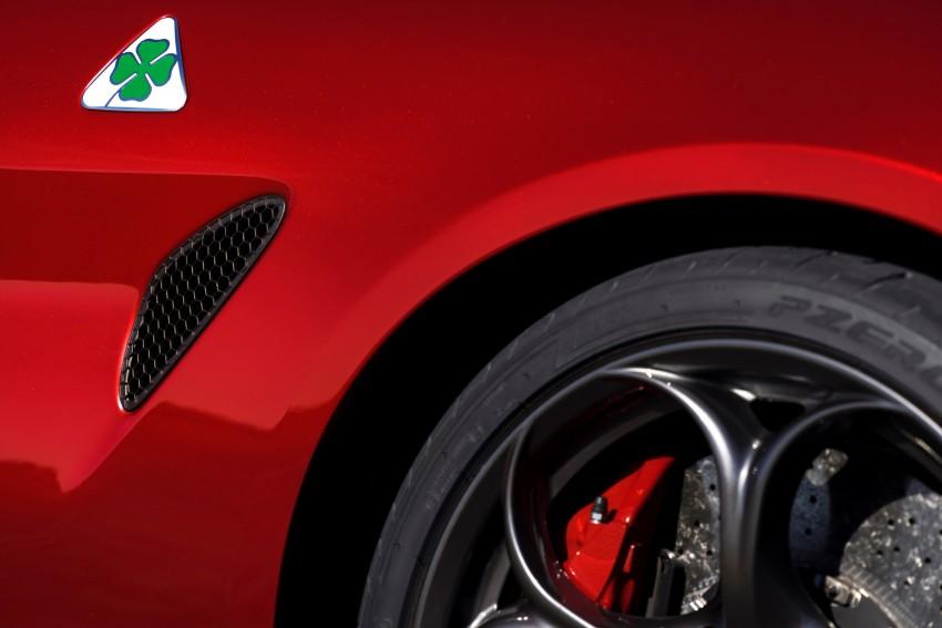 2017 Alfa Romeo Giulia Quadrifoglio fully detailed, 505 hp/600 Nm sedan set to make US debut in Q2 2016 Image #409149