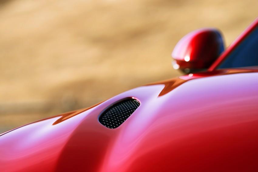 2017 Alfa Romeo Giulia Quadrifoglio fully detailed, 505 hp/600 Nm sedan set to make US debut in Q2 2016 Image #409154