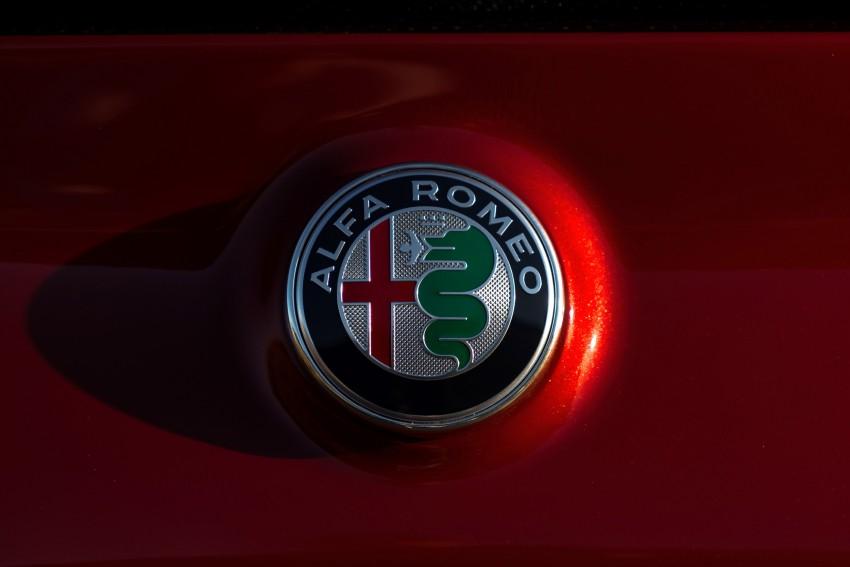 2017 Alfa Romeo Giulia Quadrifoglio fully detailed, 505 hp/600 Nm sedan set to make US debut in Q2 2016 Image #409158