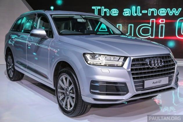 Audi Q7 Launch Malaysia 21