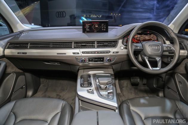 Audi Q7 Launch Malaysia 47