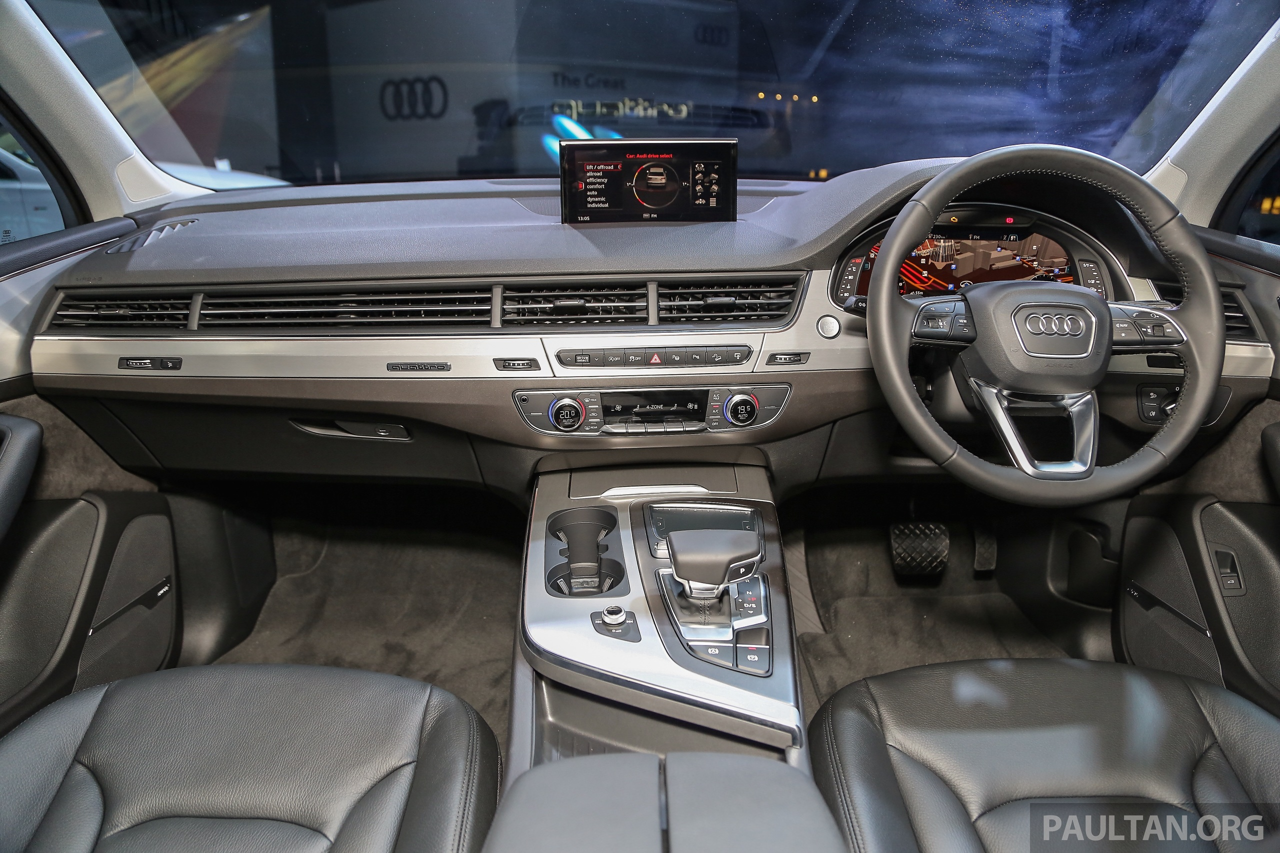 New Audi Q7 Launched In Malaysia 3 0 Tfsi Rm590k Paul