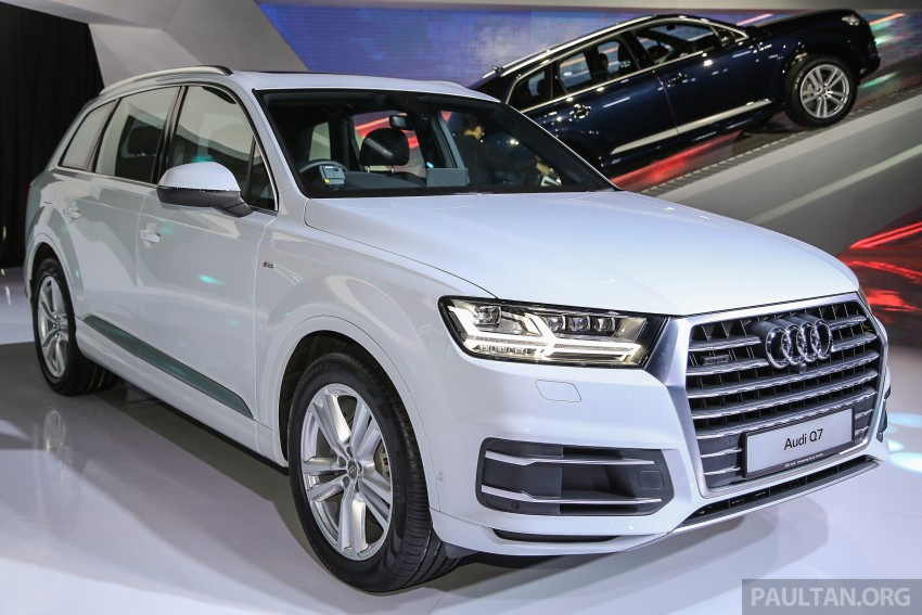 New Audi Q7 | Autos Post