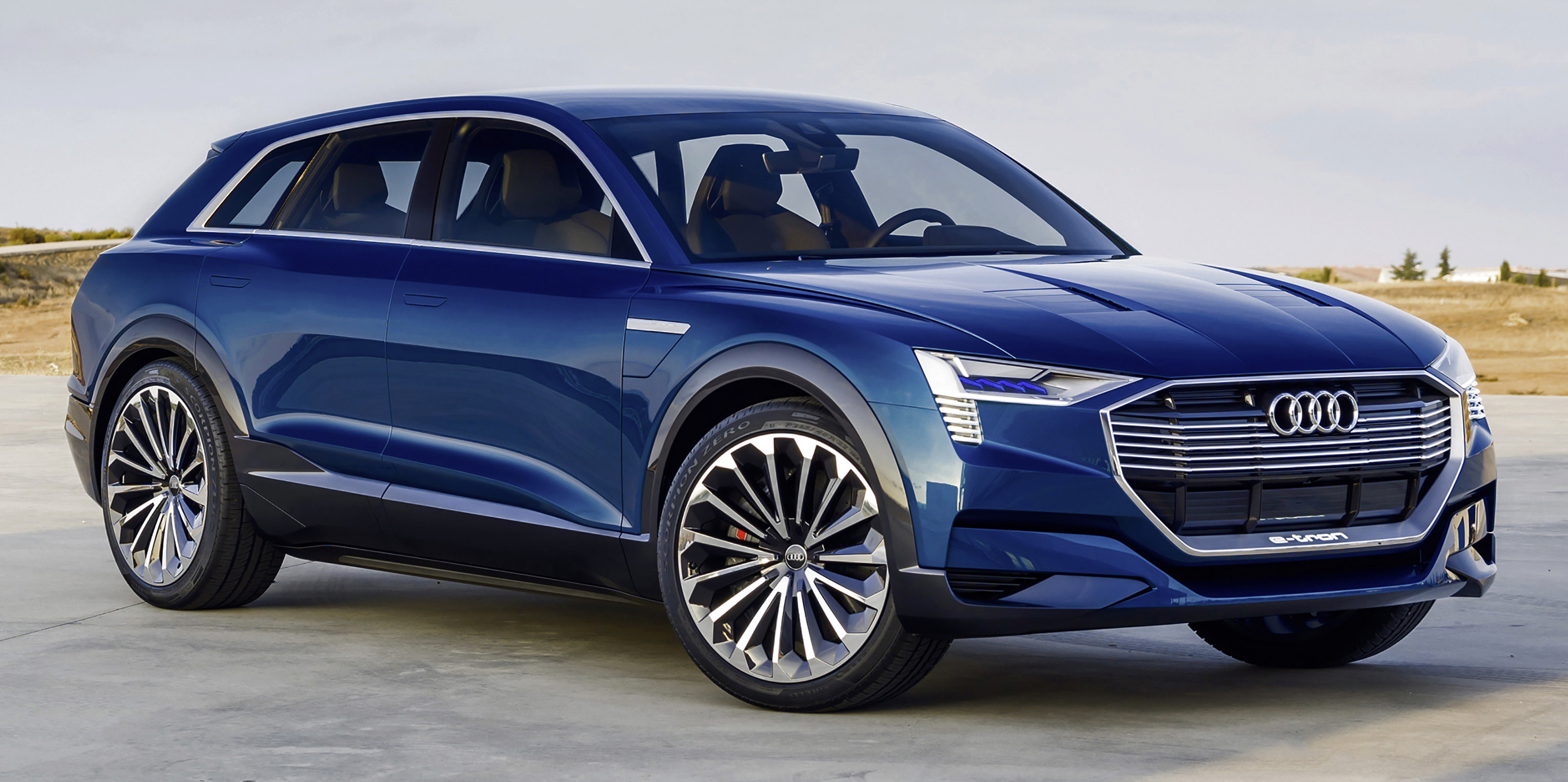 High Quality Audi Working On Own U201cLudicrous Modeu201d For Future EVs