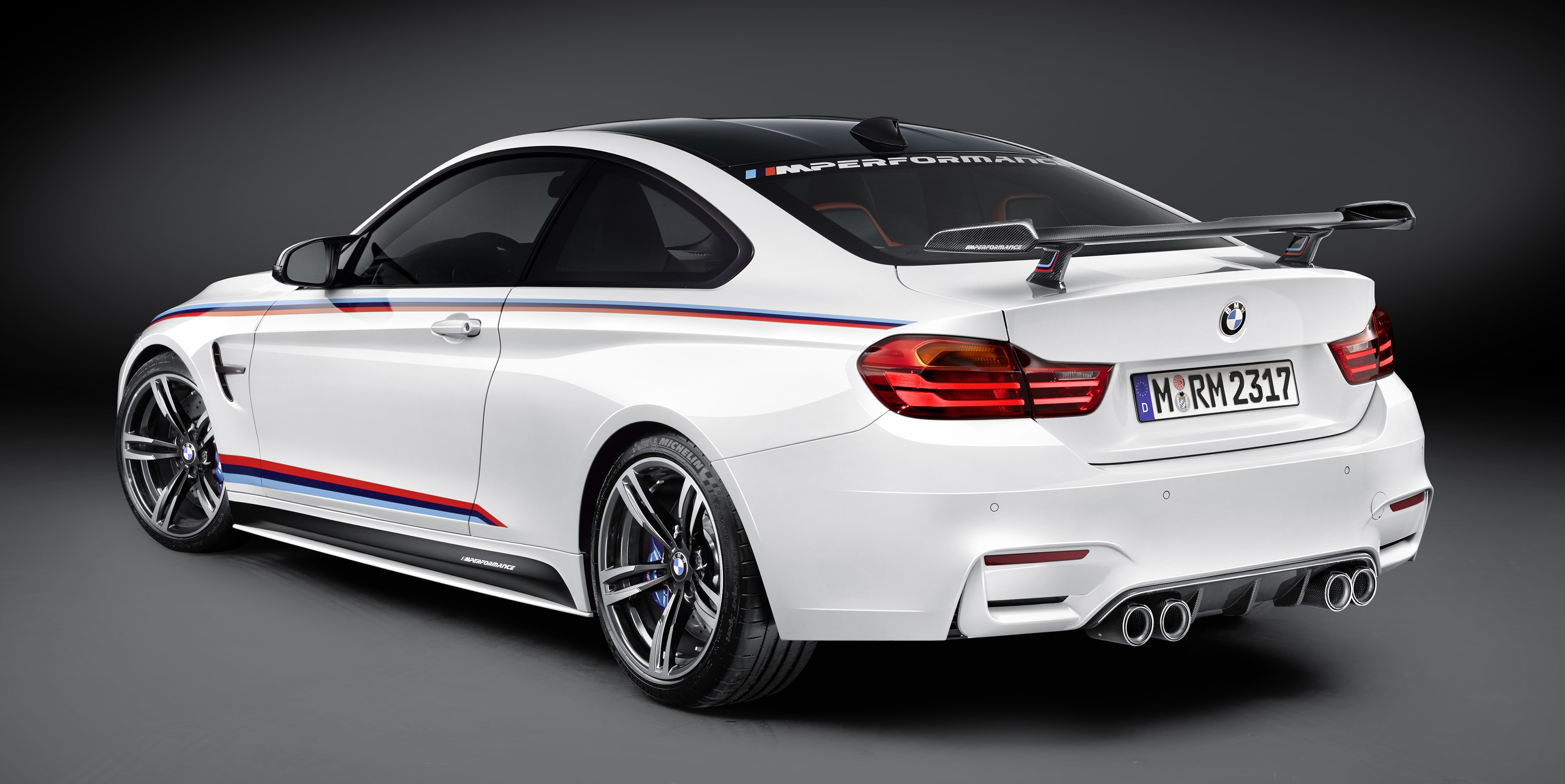 Bmw M2 Series >> BMW M2 and M4 Coupe – M Performance kit for SEMA Image 401574