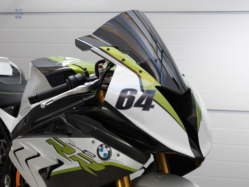 BMW Motorrad eRR – an experimental electric bike Image #407332