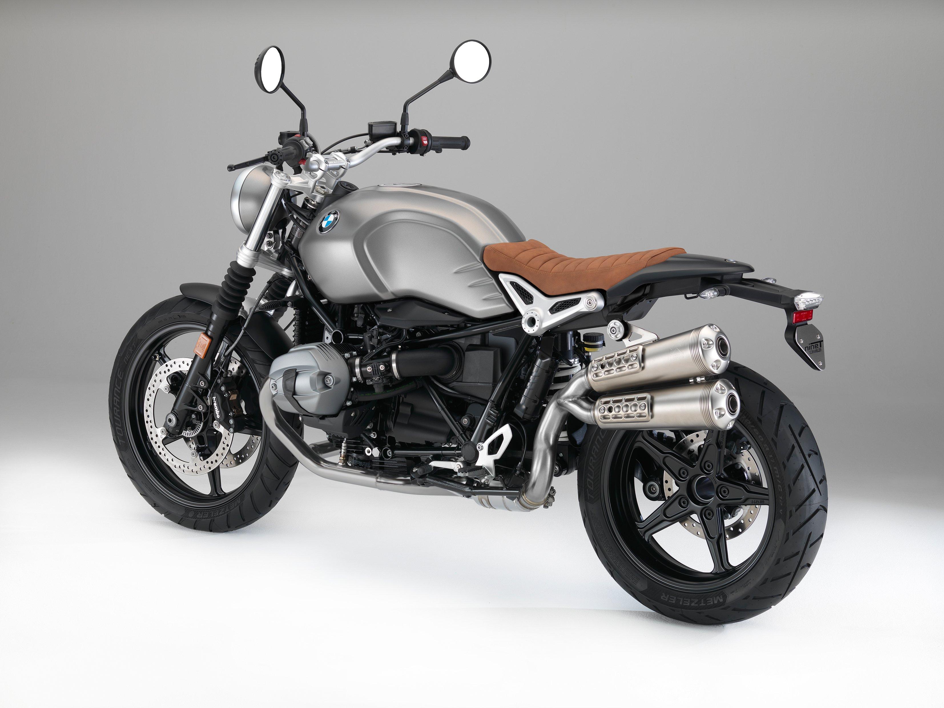 BMW R NineT Scrambler An Iconic Bike Recreated Image 408915