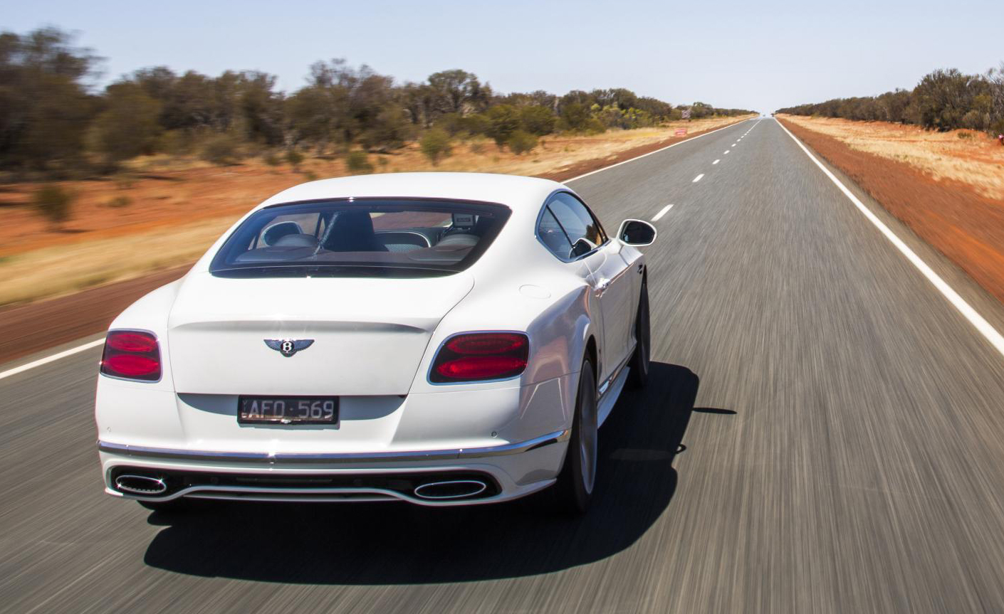 Video Bentley Continental Gt Speed Hits 331 Km H Top