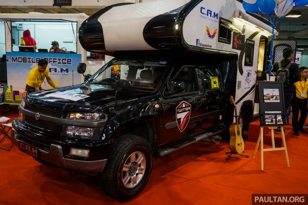 CAM Caravan launched in Malaysia, priced at RM207k