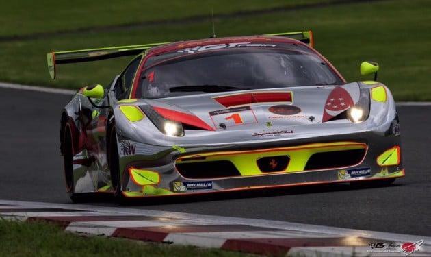 Clearwater-Racing-Ferrari