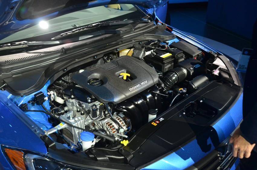 2017 Hyundai Elantra gets new 1.4 turbo, 7-speed DCT Image #411019